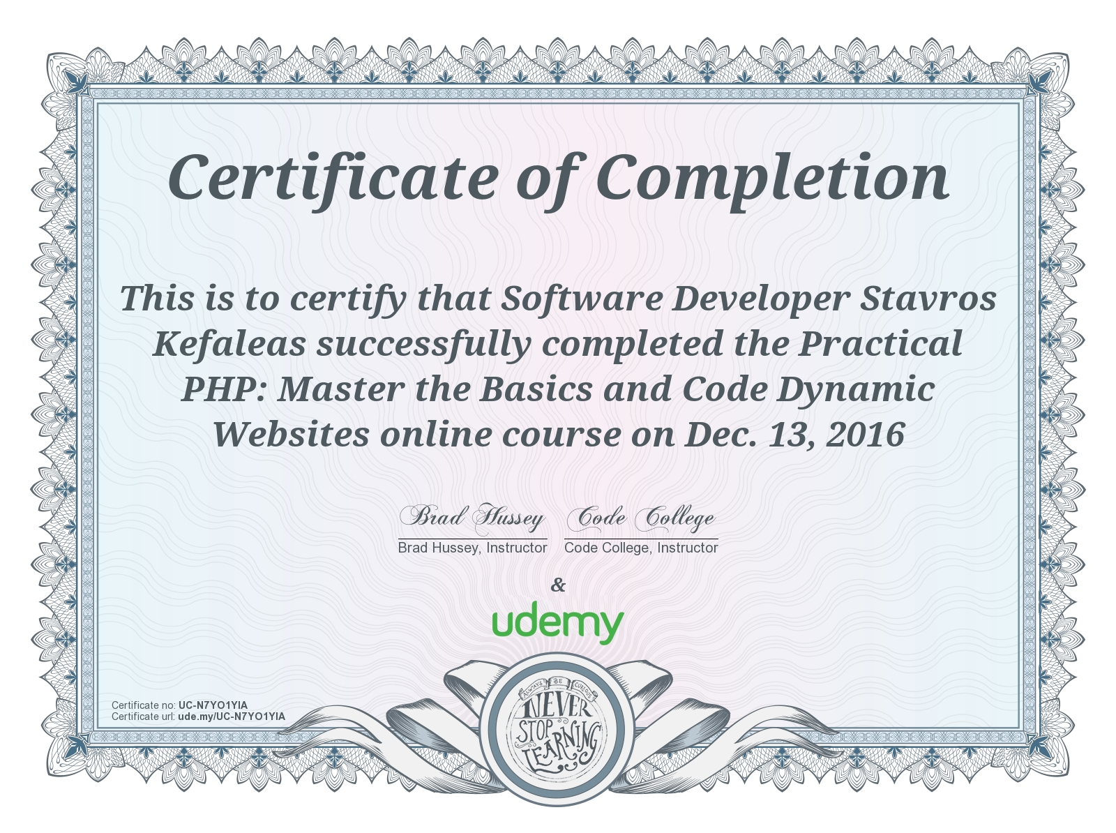 PHP: Master the Basics and Code Dynamic Websites